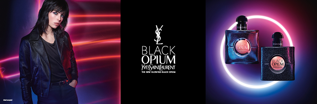 YVES SAINT LAURENT Black Opium Glowing