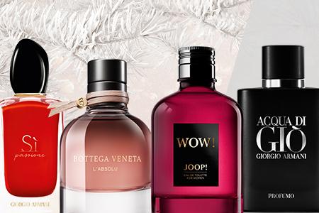 De lekkerste parfums voor winter 2018/2019!