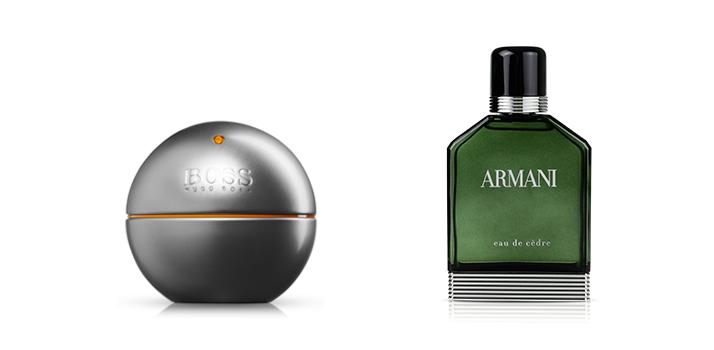 parfemy pro kozorohy hugoboss armani