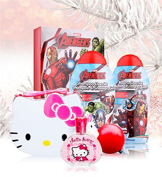 Geschenksets voor kinderen