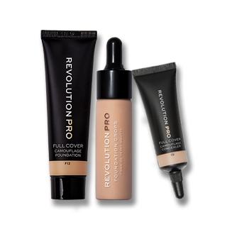 Make-up en concealers