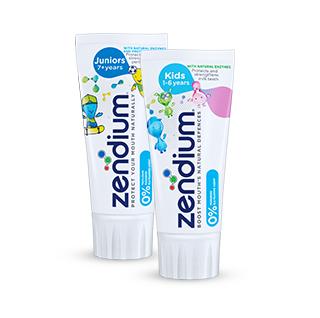 Zendium - Kinderen