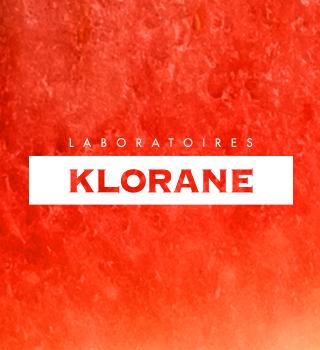 20% korting op Klorane