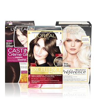 L'Oréal Paris Haarkleuringen
