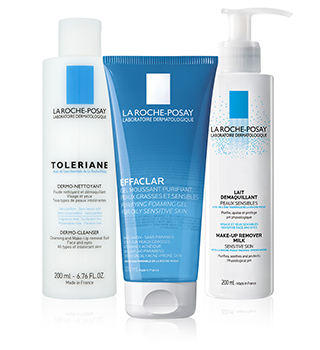La Roche Posay Make-up verwijderen en reinigen