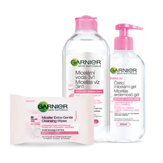 Garnier Make-up removers en huidreiniging