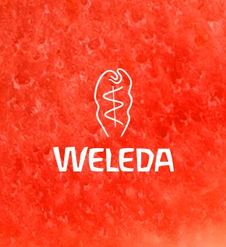 20% korting op Weleda