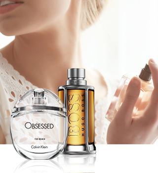 Herfst parfums
