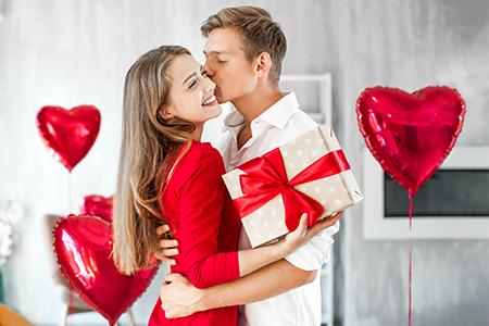 Valentijnsdag cadeautips